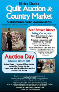 Auction 2018 flyer
